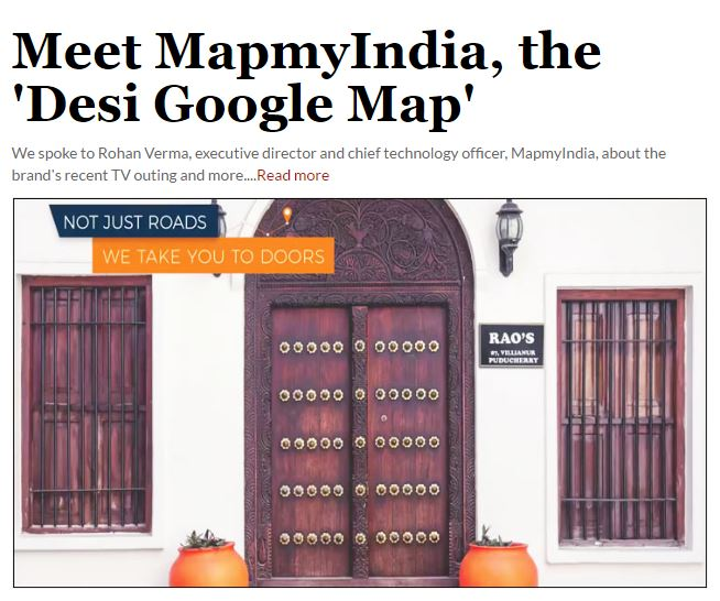 Desi Google Map