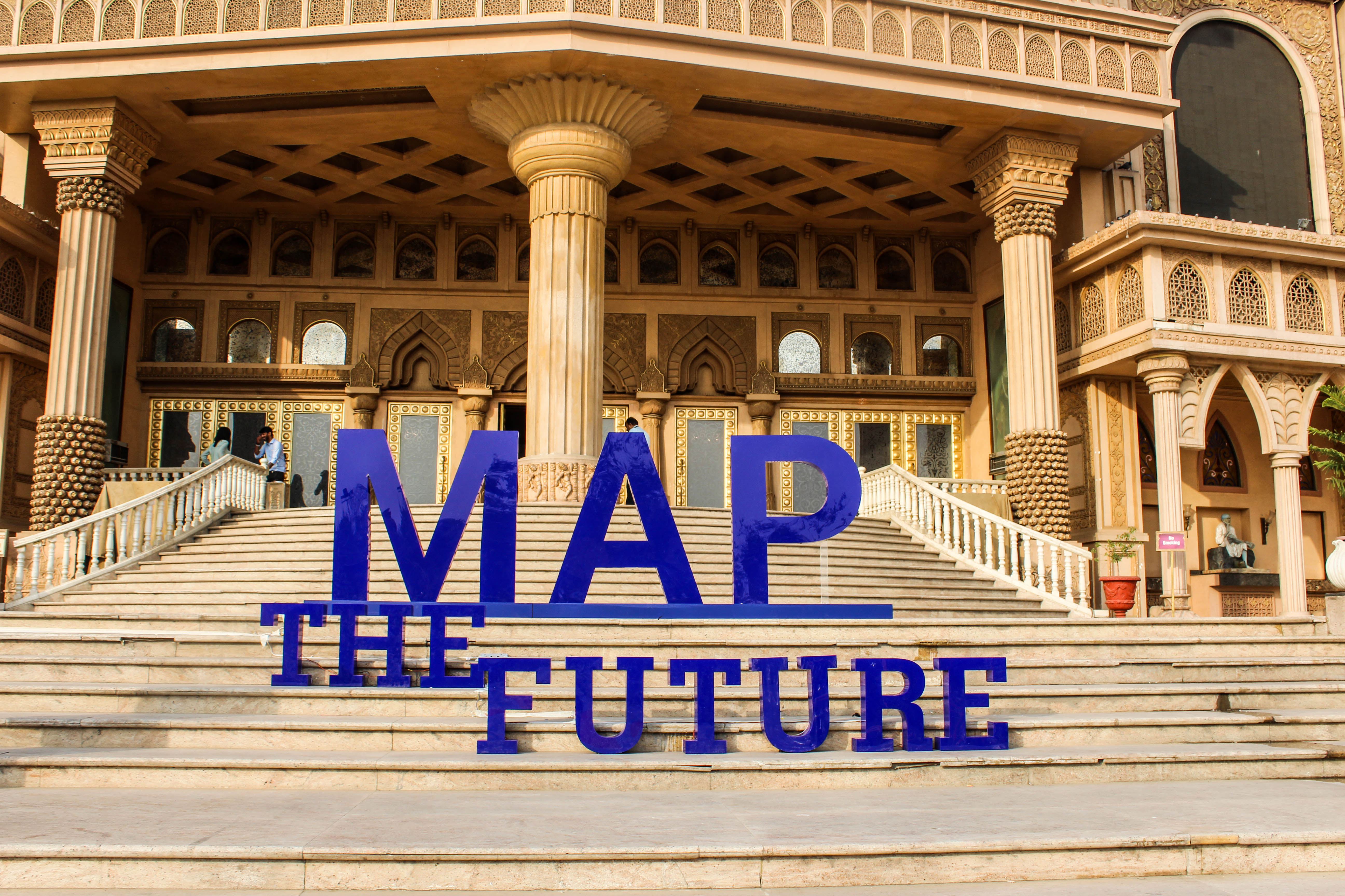 MapmyIndia's Flagship Conference on how we can build a Smarter & Better future with Maps and Location Technologies.