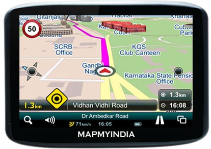 Maps My India bluetooth | MapmyIndia Blog