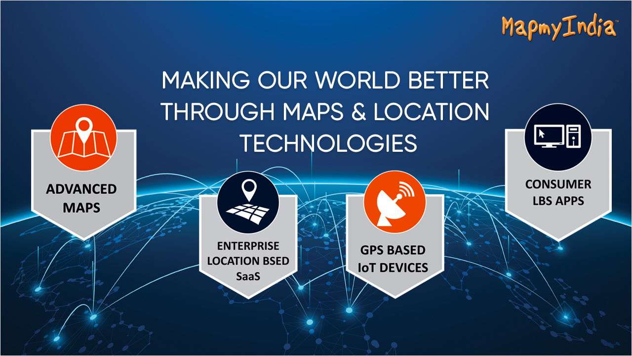 MapmyIndia IOT Devices