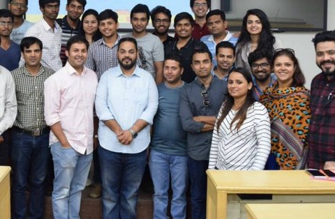 Team Mapmyindia