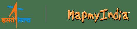ISRO & MapmyIndia