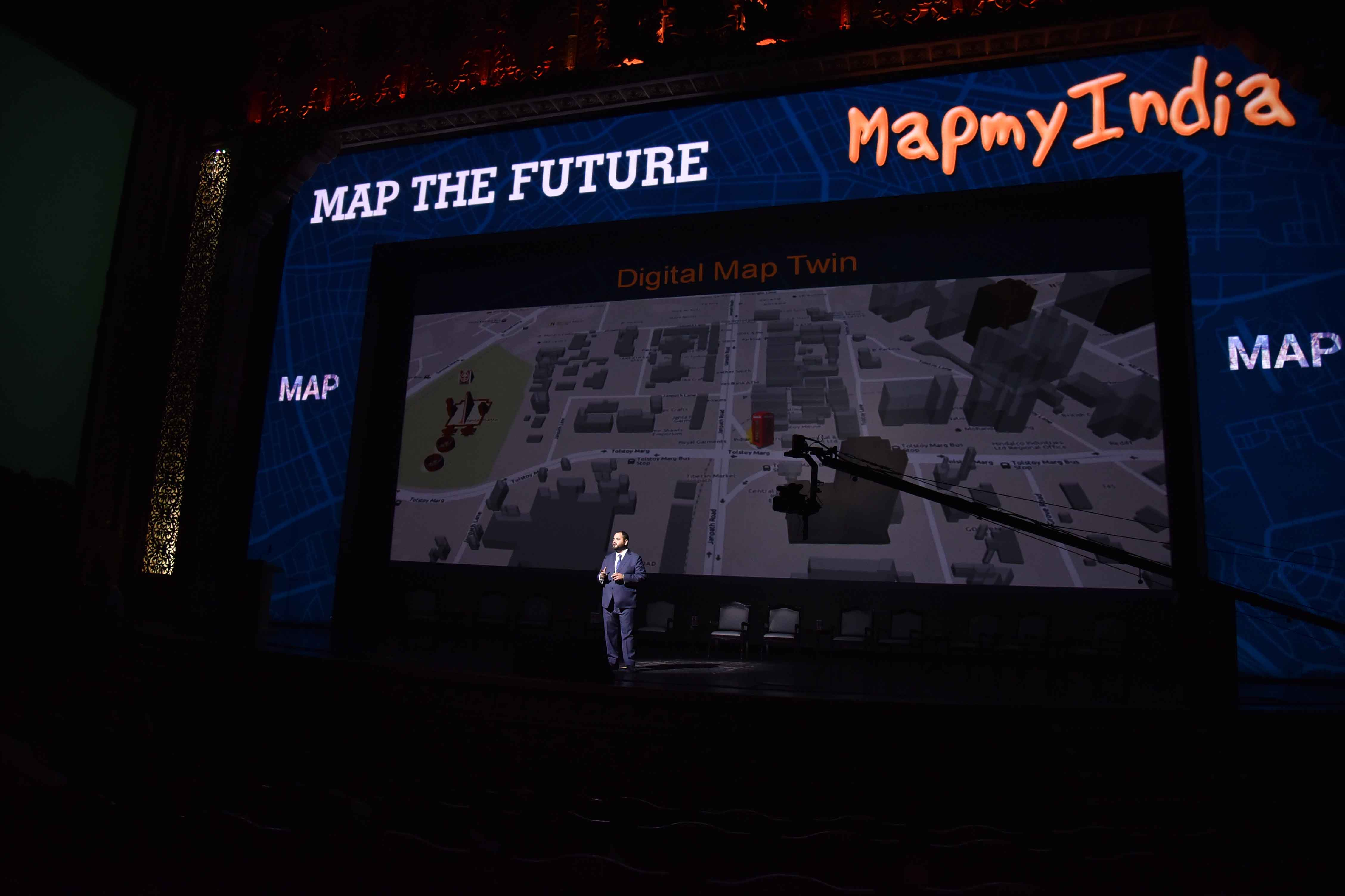 Map The Future Of India Map The Future Of Startups Technology - Us map keynote